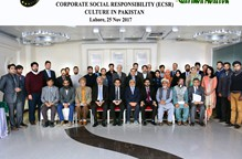 National Conference on Developing ECSR Culture in Pakistan